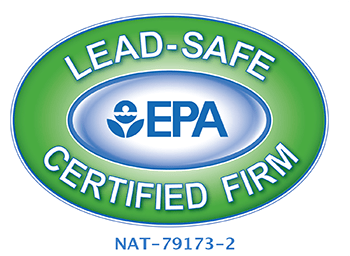 EPA certified firm - professional painters TJ's Painters and Custom Renovations Main Line PA